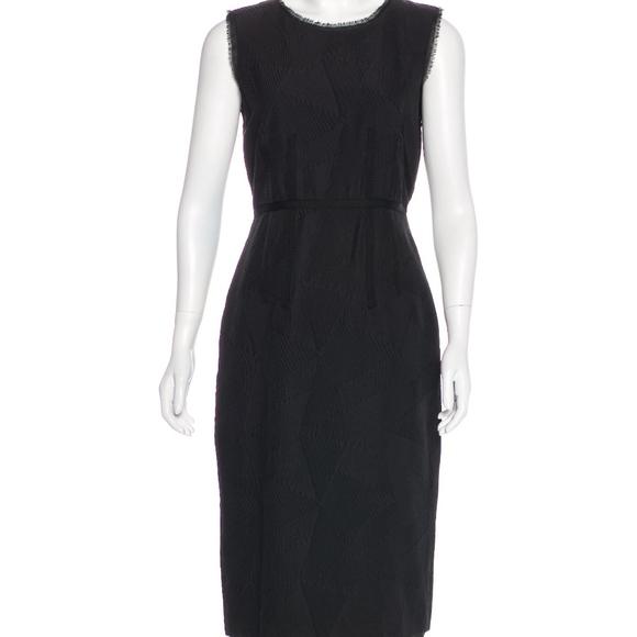 Jenni Kayne Dresses & Skirts - Jenni Kayne Black Sleeveless Midi Dress